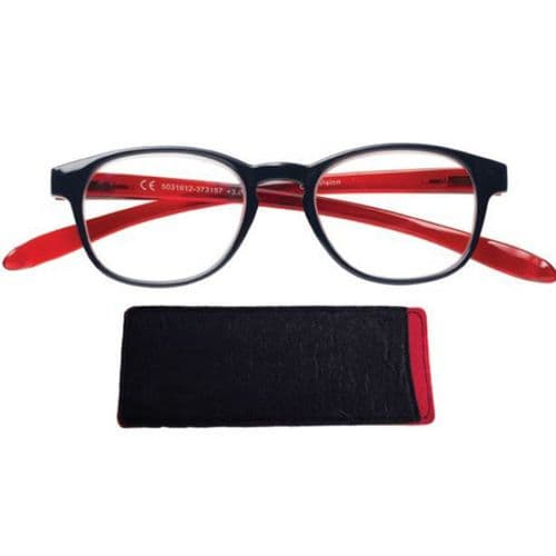 Reading Glasses Neck Specs Two Toned