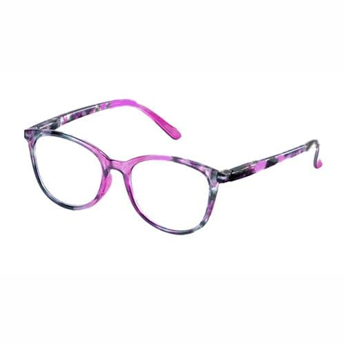 Reading Glasses Painted Peony