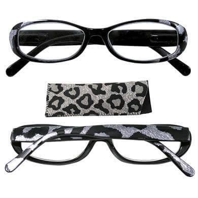 Reading Glasses Panther Spot