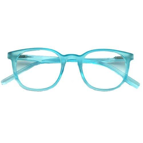 Reading Glasses Perriwinkle Bold & Blue