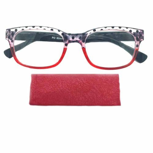 Reading Glasses Polka Dot Pop - Fun!