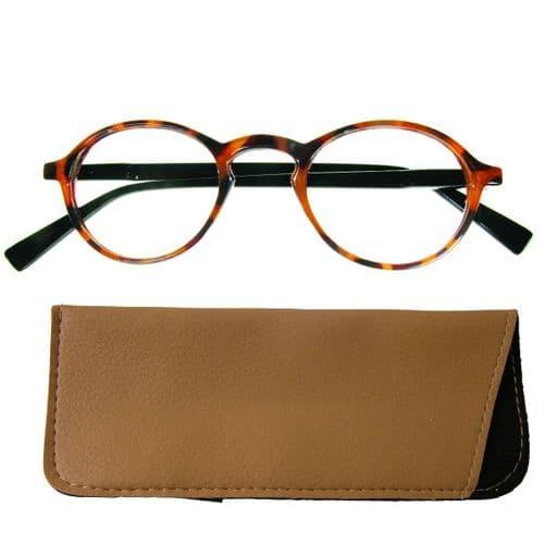 Reading Glasses Retro Style