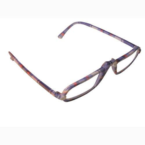 Reading Glasses Riotous Readers Blue Tartan