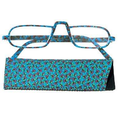 Reading Glasses Saucy Specs - Blue Cherries