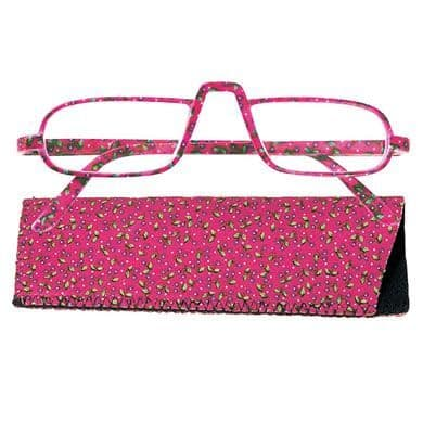 Reading Glasses Saucy Specs - Pink Cherries
