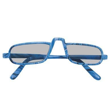 Reading Glasses Saucy Specs - Tinted Blue