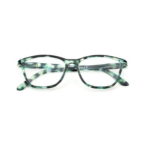Reading Glasses Spring Greens