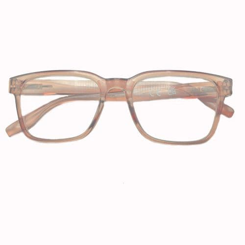 Subtle Toned Barely There Reading Glasses