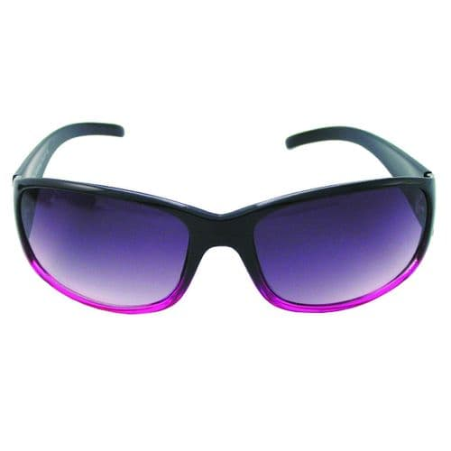 Sunglasses Fade Out Pink