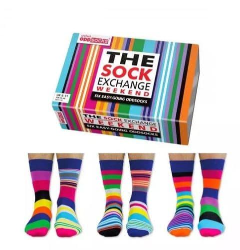 The Sock Exchange Weekend Oddsocks