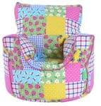 Child/Teen Patchwork Bean Seat