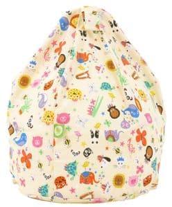Kids Party Animal Bean Bag