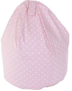 Kids Pink Sposts Bean Bag
