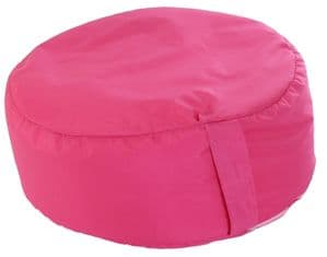 Outdoor Pouffe Foot Stool Pink