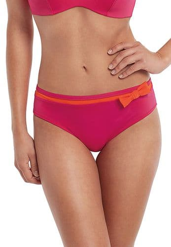 - Isobel Classic Bikini Brief in Cerise