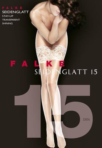 Falke Lace Top Hold-Ups