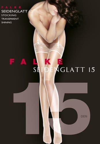 Falke Lace Top Stockings