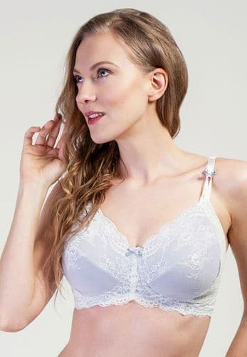 Grace Mastectomy Bra in Cream and Dove