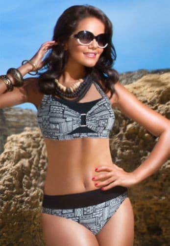 Jamu Annisa  Bikini (Musia Print)