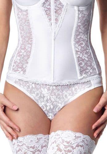 Poirier Lace Thong