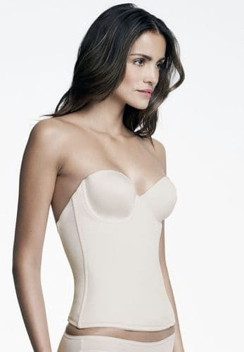 Seamfree Low Backed Basque