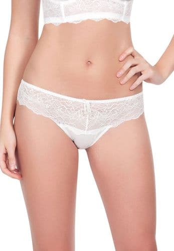 Sheer Lace Brief