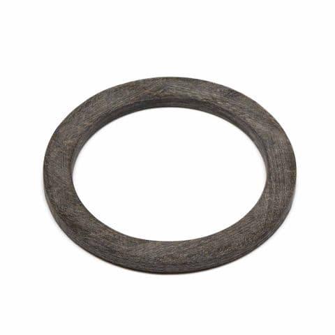 Branch Jewellery Natural Grey Buffalo Horn Bangle