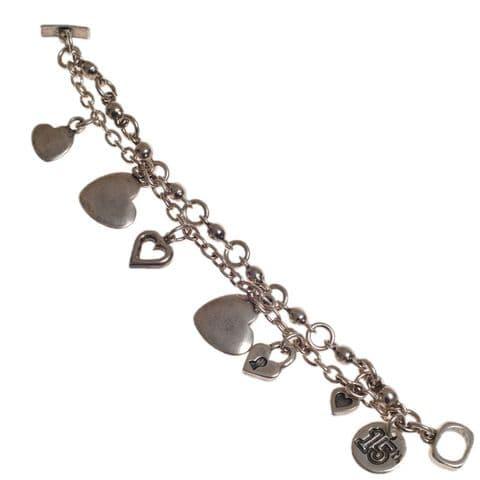 Ciclon 15th Birthday Heart Bracelet