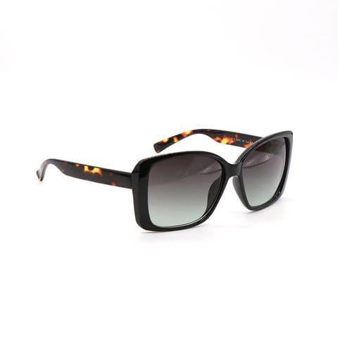 POM Peace Of Mind Dark Tortoise Shell Square Sunglasses