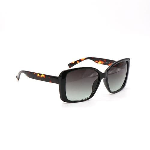 POM Peace Of Mind Dark Tortoise Shell Square Sunglasses