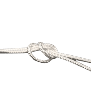 1.4 mm White cord (sold by the metre)