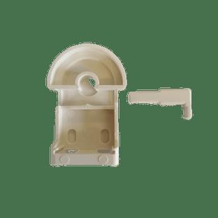 25mm Roller blind bracket (Idle Side ONLY)  PEG TYPE ONLY