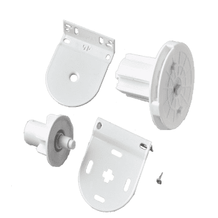45mm Roller blind mechanism (White) DECORQUIP