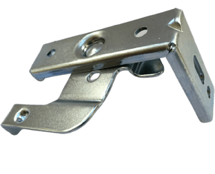Fitting bracket for 50mm wood venetian blinds, Top or Face Fix. Soldindividually