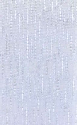 """Indi White Fabric - made to measure 3.5"""" wide slats"""