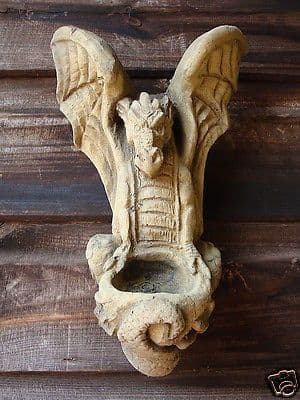 Winged Dragon wall Plaque