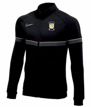 Athlone Nike Academy 21 Black Mens Full Zip Jacket