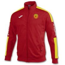 Avenue United FC Joma Champion IV Poly Jacket Red/Yellow Youth