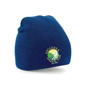 Loughrea AC Beechfield Original Beanie Hat Royal 2019