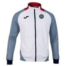 Navan Tennis Club Essential 2 Jacket White/Dark Navy