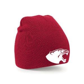 NCI Beanie Hat 2018 - Red