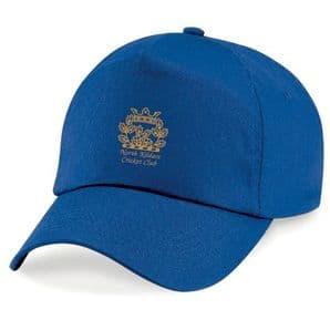 North Kildare Cricket Club Royal Blue Cap