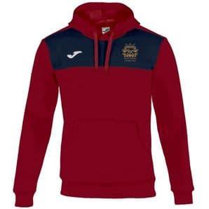 North Kildare Cricket Club Winner Hoodie Red/Navy - Youth 2018