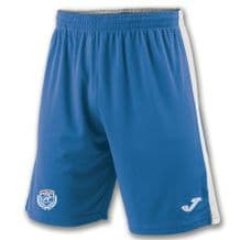 Park Celtic FC Joma Tokio II Shorts Royal/White Adults 2020