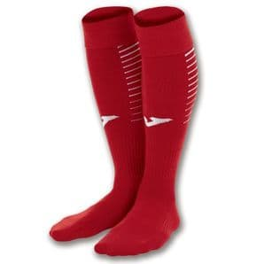 Raphoe Hockey Club Premier Socks Red - 2018