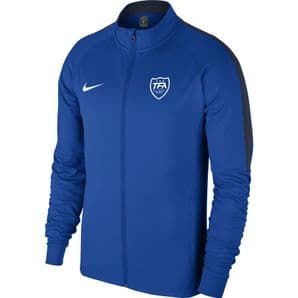 Total Football Academy Full Zip - Adults 2018