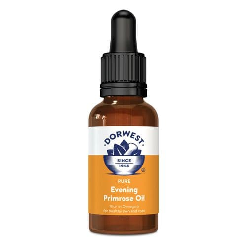 Evening Primrose Oil for Dogs and Cats