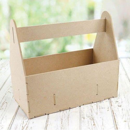 Cutting Craftorium Tool Box MDF Kit