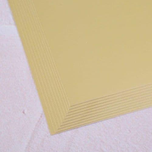 Kanban Gold Mirri Card -270gsm