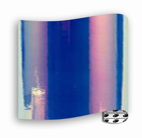 Opal :- Blue/Purple- A5 sheet